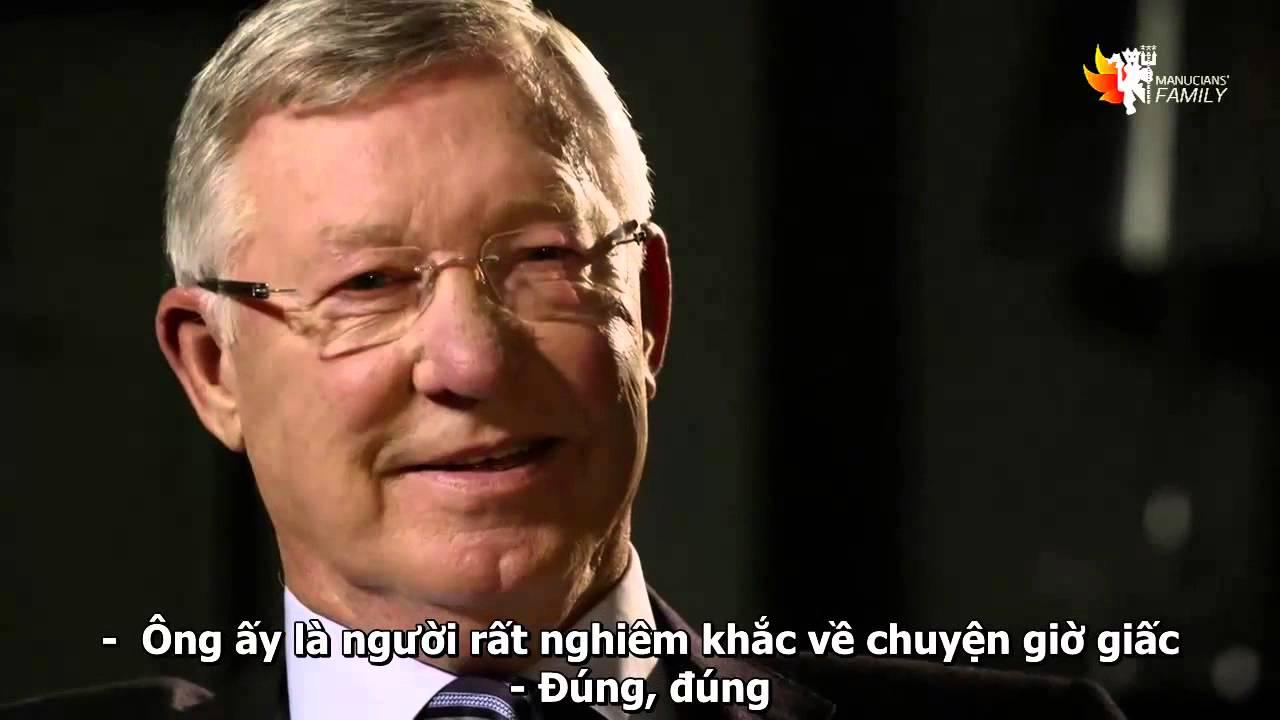 1 bộ phim rất thú vị về Sir Alex Ferguson