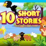 10 truyện ngắn Tiếng Anh chọn lọc với phụ đề Tiếng Anh