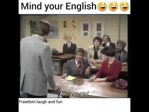 Clip Hài Hước – Lớp Học Tiếng Anh Bá Đạo