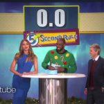 Ellen Show: Trò chơi 5s với Sofia Vergara