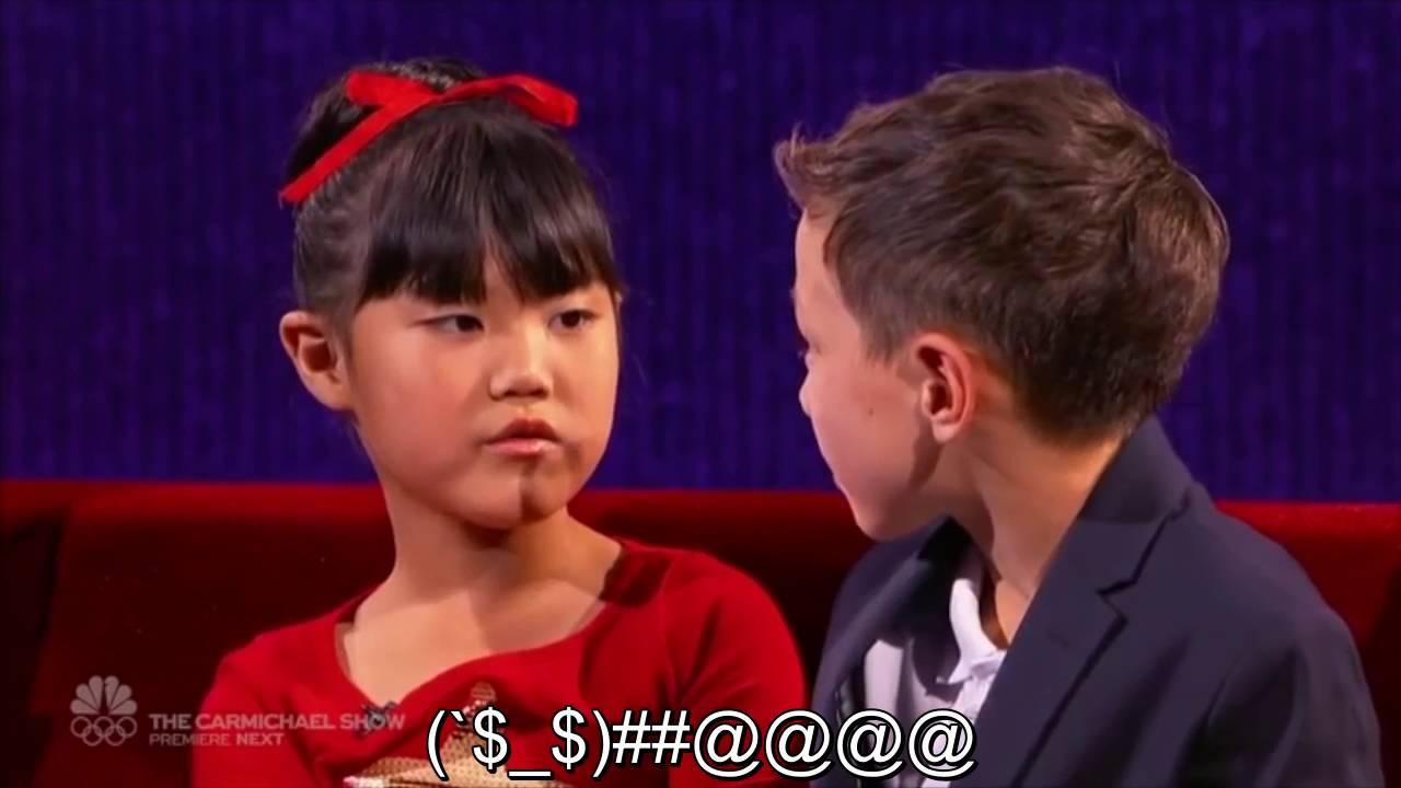 Giải trí với chương trình Little Big Shots – Taeho K phiên dịch viên 9 tuổi siêu đẹp trai
