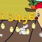 Học số đếm Tiếng Anh cho trẻ em