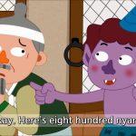 Học Tiếng Anh giao tiếp qua phim hoạt hình vui nhộn phần 1