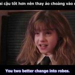 Học Tiếng Anh qua phim Harry Potter có phụ đề Ep7