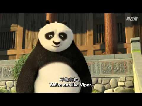 Học tiếng Anh qua phim hoạt hình: Kung Fu Panda