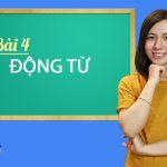 Ngữ pháp tiếng Anh – Động từ