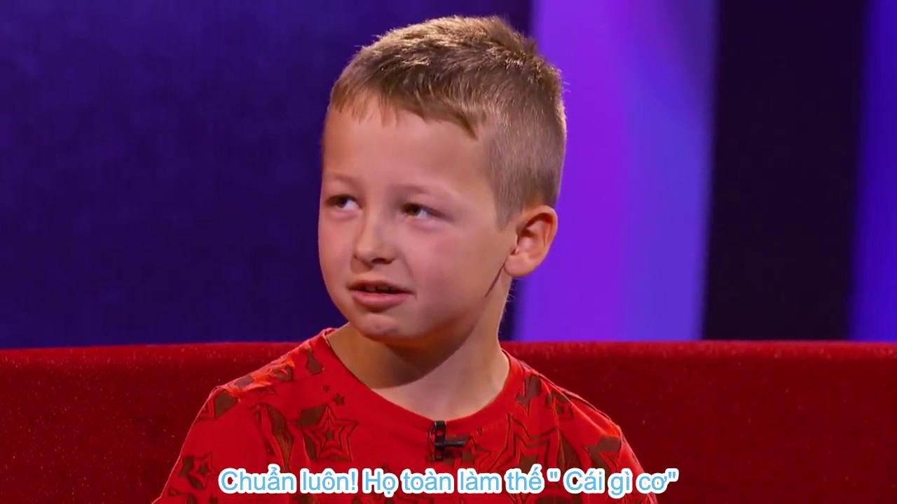 Nhà vô địch scooter nhí nói gì về con gái Anh…