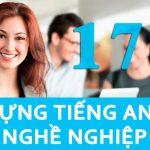 Tên nghề nghiệp bằng Tiếng Anh – 170 từ vựng về nghề nghiệp