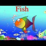 Tiếng Anh cho bé: Tên các con vật dưới nước bằng tiếng Anh