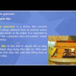 Tiếng Anh chuyên ngành: Từ vựng Tiếng Anh chuyên ngành điện (P2)