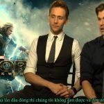 Trò chuyện thú vị cùng Tom Hiddleston