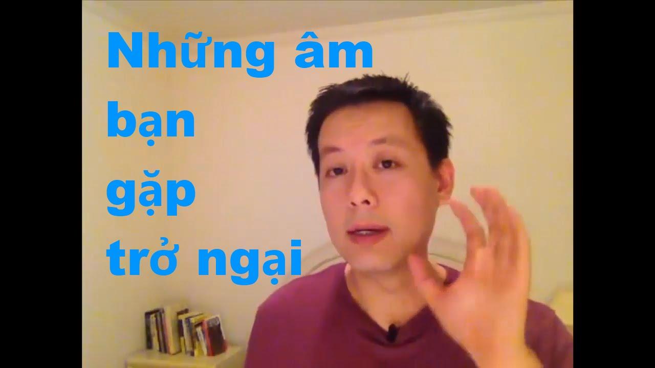 Học phát âm những âm khó trong tiếng Anh