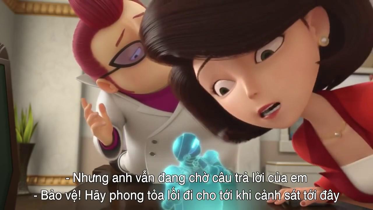 Học tiếng Anh cùng bé qua phim hoạt hình: Anh Hùng Ngốc Có Phụ Đề