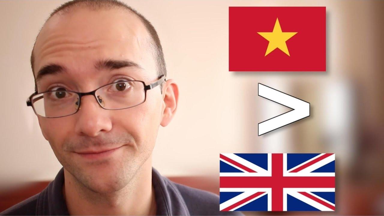 Học Tiếng Anh cùng thầy Dan: Những khi Dan thích tiếng Việt hơn tiếng Anh