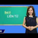 Ngữ pháp tiếng Anh – Liên từ