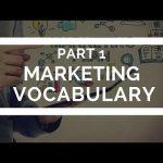 Tiếng Anh chuyên ngành: Từ vựng Tiếng Anh Marketing