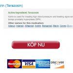Billiga Apotek På Nätet – Beställa Terazosin Europa – Snabb Worldwide Delivery