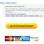 Meilleure offre sur les mA�dicaments gA�nA�riques – OA? Acheter Mobic En France – ExpA�dition trackable