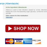 Albenza 400 mg Bajo costo Madrid – We Accept: Visa Mastercard, Amex, Echeck
