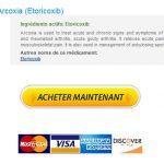 Achat Arcoxia En Ligne Au Quebec :: prix moins chère