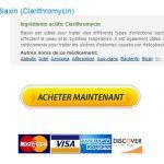 Biaxin 250 mg Prix / Sécurisée et anonyme