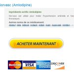 Pas De Pharmacie Rx. Acheter Norvasc 5 mg France