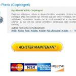 Économisez de l'argent avec Generics – Pilule Plavix Pas Cher – Livraison Avec Ems, Fedex, UPS et autres