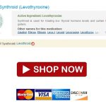 Buy Generic Synthroid * No Prescription Pharmacy Online * Free Worldwide Shipping