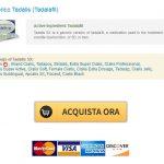 Ordine 10 mg Tadalis Generico * BitCoin A? disponibile * Consegna espressa
