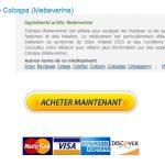Achat Colospa En Ligne Pas Cher – Airmail Expédition – BitCoin accepté