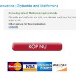 Generisk Glucovance 400.5 mg receptfritt * Fri leverans * Rabatt PA? NA�tet Apotek Oss
