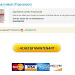 Remise / Ou Acheter Inderal 80 mg