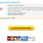 24/7 Service Clients * Metoprolol Prix Pharmacie * Livraison dans le monde (1-3 Jours)