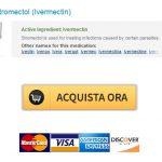 Il miglior posto per l'acquisto Stromectol 12 mg Visite mediche online gratis Di trasporto di posta aerea o corriere