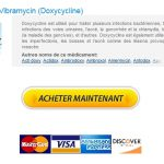 Options de paiement flexibles – Vente Vibramycin En Ligne France
