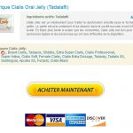 Pas De Pharmacie Rx / Acheter Du Vrai Cialis Oral Jelly / 24h Support en ligne